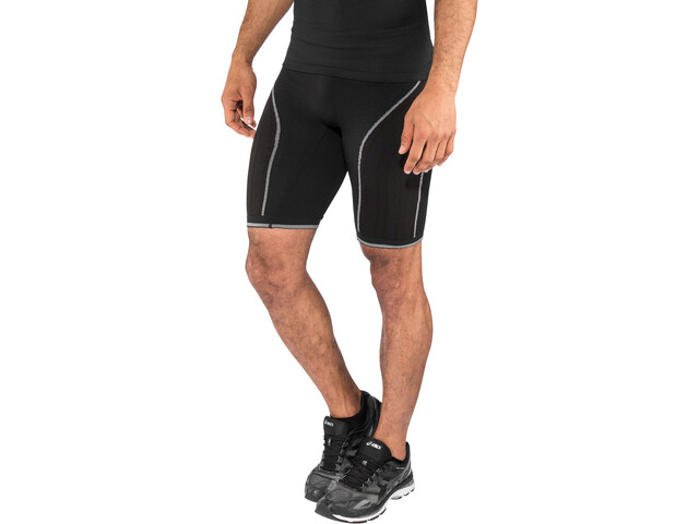 UYN Running Alpha OW Shorts Herrer, blackboard/black/grey